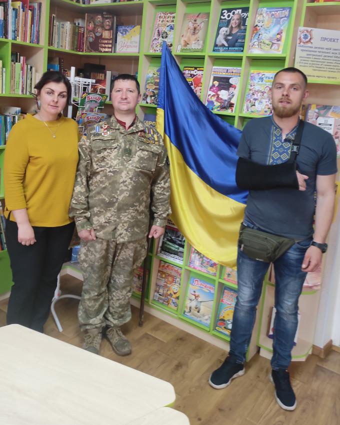 Альбом: 23 травня — День героїв України