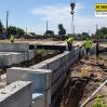 Альбом: На будівництві ФОКу в Люботині готуються до заливки плити-підлоги