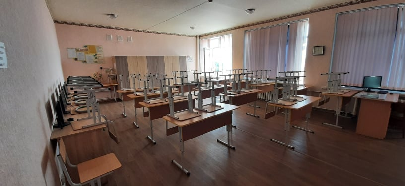 Альбом: Усі заклади освіти готові до нового 2021/2022 навчального року