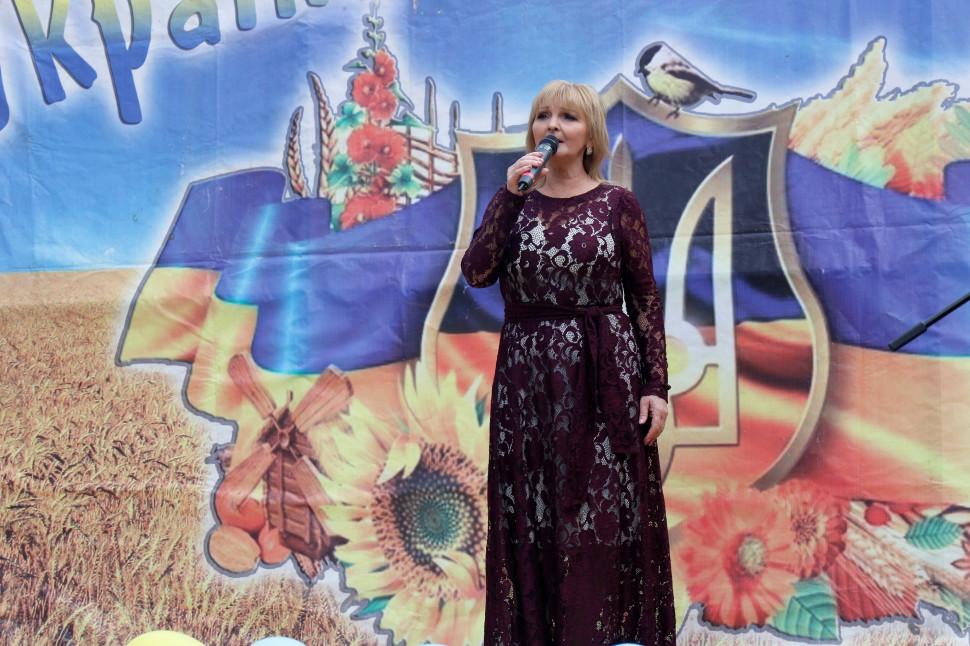 Альбом: Свято Люботинської територіальної громади. Святкування Дня селища Манченки