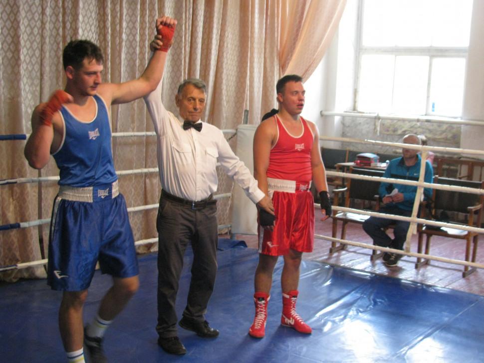 Альбом: Відбувся 18-й турнір з боксу
