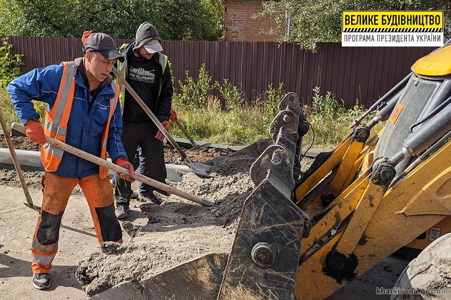 Альбом: На будівництві ФОКу в Люботині працюють над встановленням купола