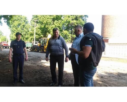 Оновлюємо систему водопостачання у місті Люботині.