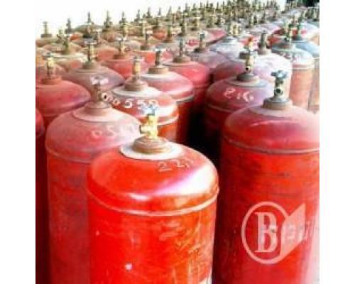 Про постачальників скрапленого газу в балонах