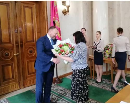 Вітаємо Віру Яківну Васькевич