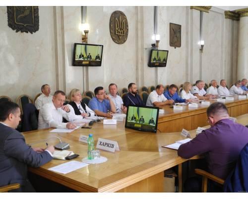 Об'єкти соцсфери Харківщини підготовлені до зими на 81%, ЖКГ – більш ніж на 60%