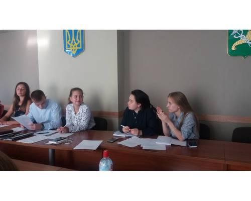Представники Молодіжної ради делеговані до оргкомітету з підготовки до Дня міста