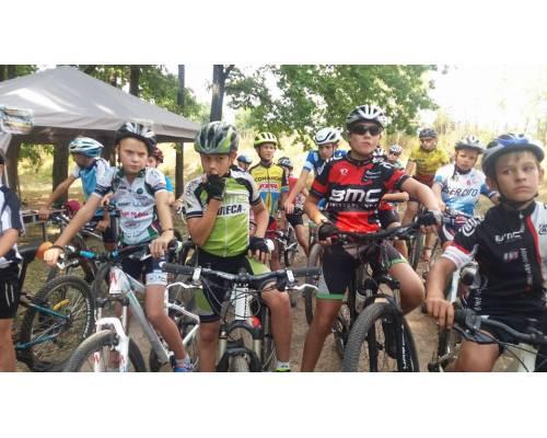 """У місті пройшов Відкритий турнір на Кубок м. Люботин із велоспорту МТВ \""""Мій друг - велосипед\""""."""