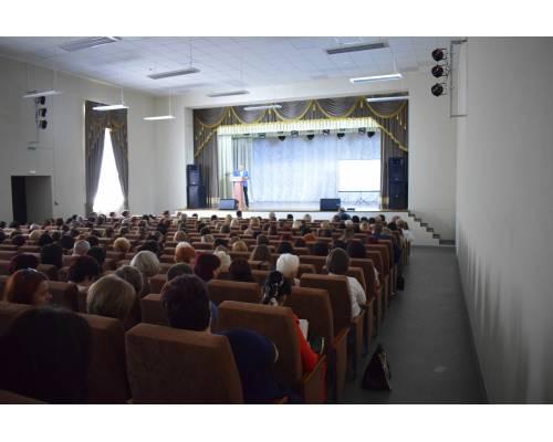 «Освіта міста Люботина: здобутки та перспективи розвитку на шляху реалізації Концепції Нової української школи»