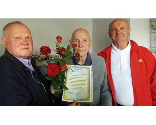 Свій 90-річний ювілей відзначає сьогодні Віталій Григорович Андрющенко.