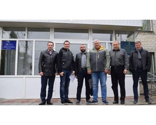 Днями у місто Люботин із першим робочим візитом завітав народний депутат України Євген Пивоваров.
