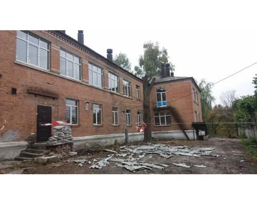 Продовжуються роботи із реконстркуції приміщень дошкільного навчального закладу 5, розташованого за адресою: вул. Джерелянська, 19.