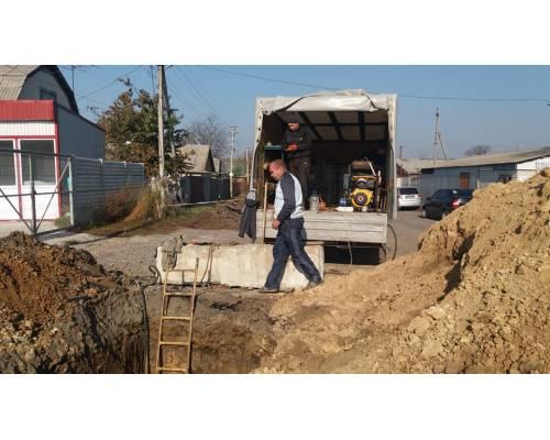 Міська влада покращує інфраструктуру та вирішує проблеми водовідведення у місті.