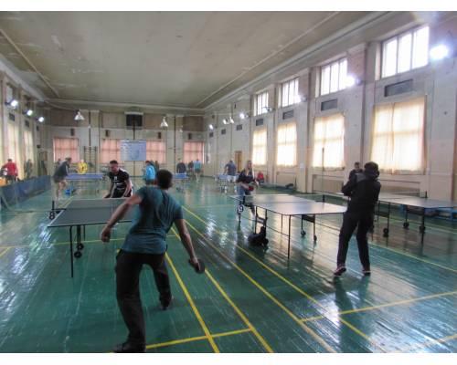 Змагання обласної Спартакіади