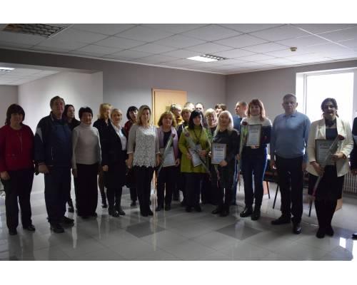 Урочисті вітання з нагоди Всеукраїнського дня працiвникiв культури
