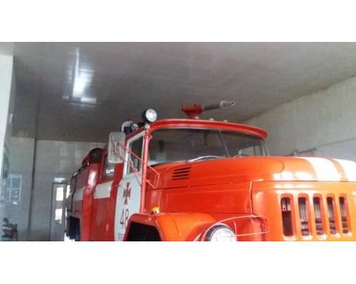 У 48 Державній пожежно-рятувальній частині м. Люботина проходить масштабний ремонт.