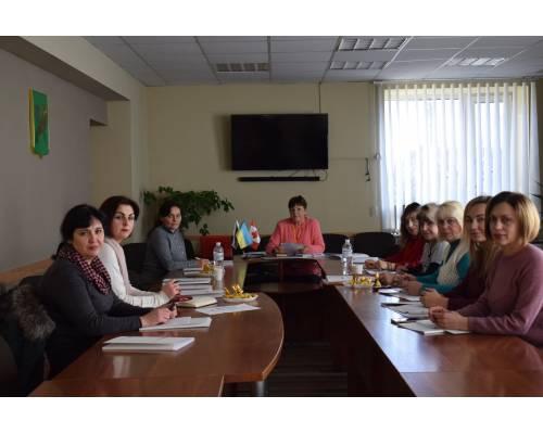 Круглий стіл пройшов у приміщенні Люботинської міської ради