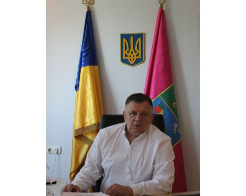Вітаємо з Днем народження міського голову Л. Лазуренка