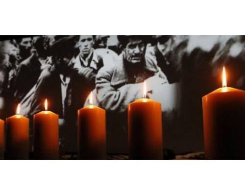 27 січня у світі відзначається Міжнародний день пам'яті жертв Голокосту.