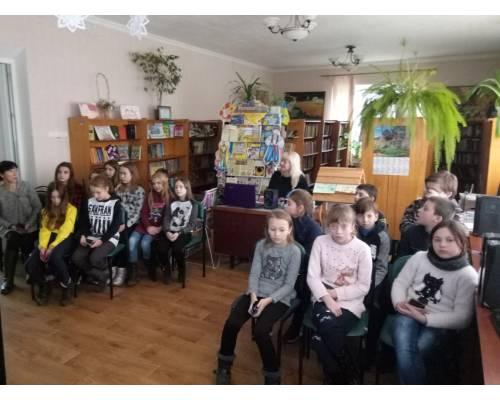 Колектив центральної дитячої бібліотеки, висловлює щиру подяку міському голові Лазуренку Леоніду Івановичу