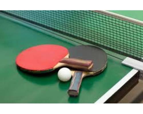Увага любителям настільного тенісу!