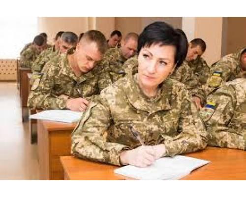 Збройні Сили України запрошують молодь на навчання до військових вишів