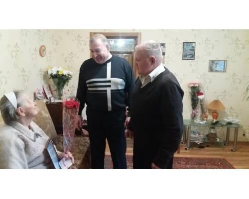 О. Д. Зюбан - 90 років!