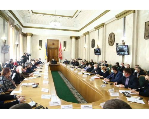 Карантин на території Харківської області подовжили до 24 квітня