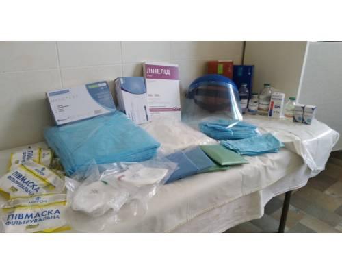 КНП «Люботинська міська лікарня» надано фінансову підтримку в розмірі 400 тисяч гривень для запобігання поширення коронавірусної хвороби COVID – 19