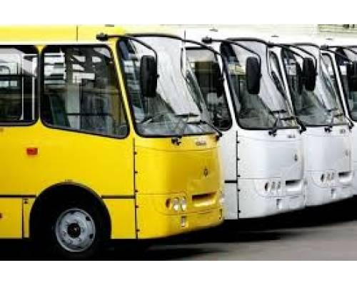 Увага! Розклад руху автобусів, який буде діяти з 15 червня до 22 червня 2020 року.