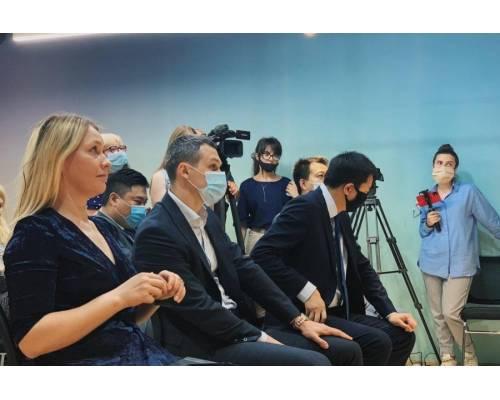 У Харкові відкрили перший в Україні центр підтримки підприємців Дія.Бізнес
