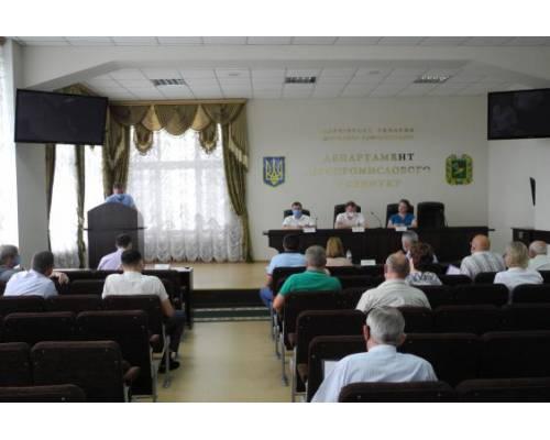 У ХОДА розглянули готовність Чугуївського району, міст Чугуїв та Люботин до опалювального сезону