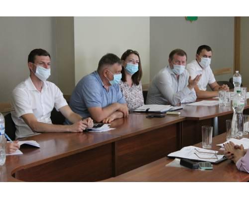 У Харківському районі та Люботині відбулися засідання штабу з підготовки до опалювального сезону