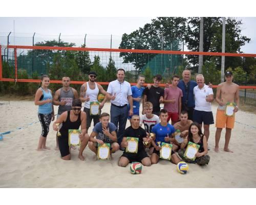 05 вересня 2020 року пройшли спортивно – масові  змагання з пляжного волейболу та шахів,