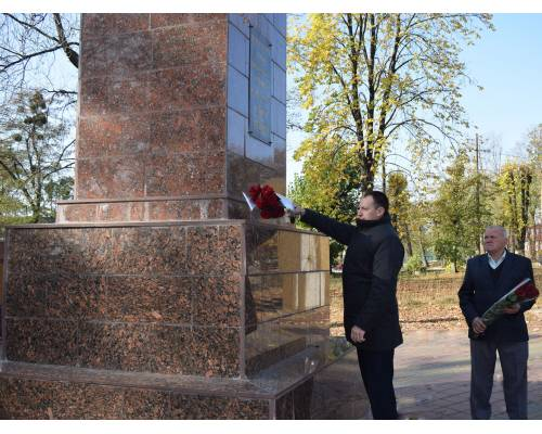 До 76 річниці визволення України від нацистських загарбників