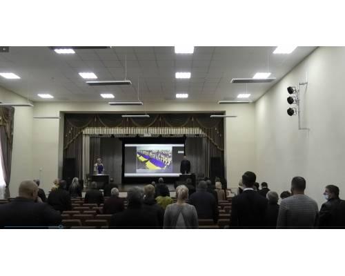 27 жовтня 2020 року у Будинку культури відбулося засідання XCV cecії Люботинської мicькoї ради.