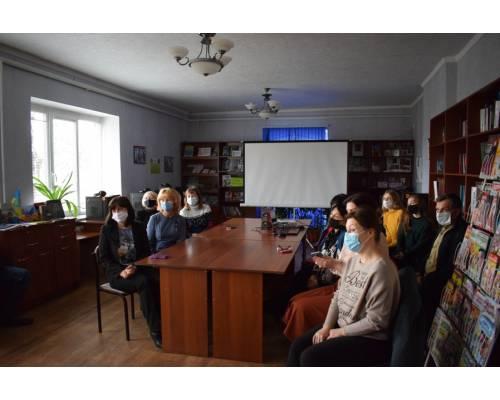 Привітання з нагоди Всеукраїнського дня працівників культури та майстрів народного мистецтва