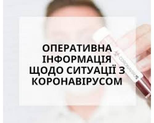 Оперативна інформація за 31 грудня 2020 р.