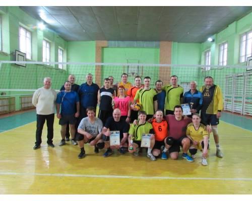 Cпортивні змагання з волейболу на Кубок пам'яті тренера