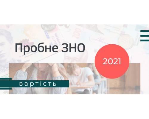 Реєстрація для участі в пробному ЗНО-2021 розпочнеться 5 січня і триватиме до 19 січня включно