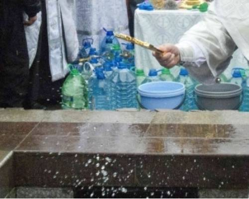 Обласний центр громадського здоров'я дав рекомендації щодо купання в ополонці на Водохрещення