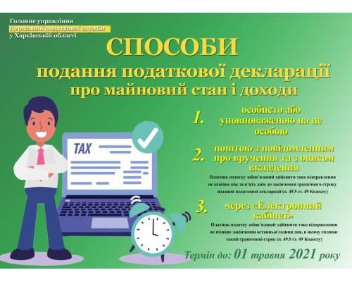 Головне управління Державної Податкової служби у Харківській області: