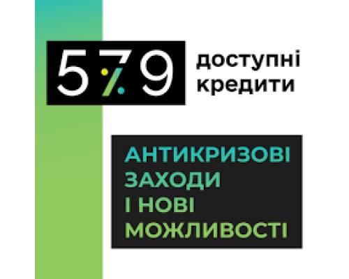 Увага! Зміни до державної програми «Доступні кредити 5-7-9%»