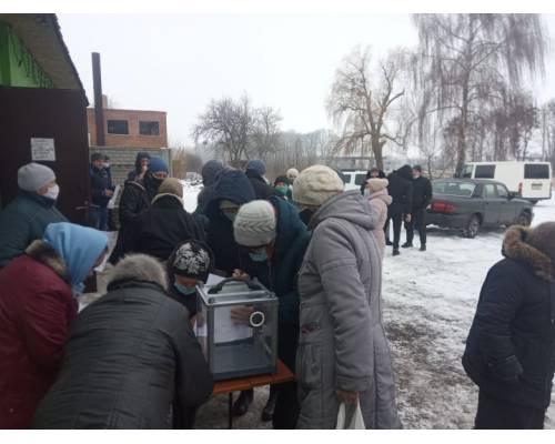 На території Манченківської селищної ради