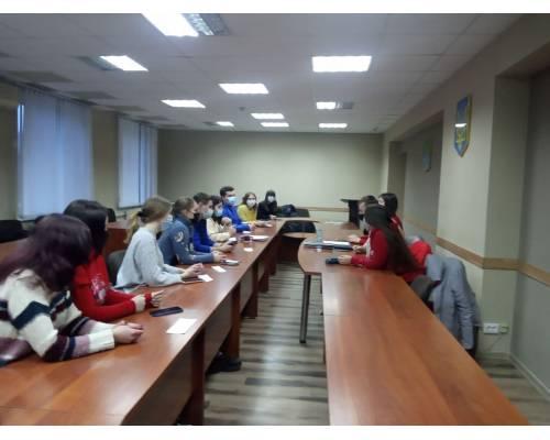 12 березня 2021 року відбулося  засідання  Молодіжної ради при Люботинській міській раді.