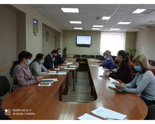 25 березня 2021 року проводилося засідання робочої групи