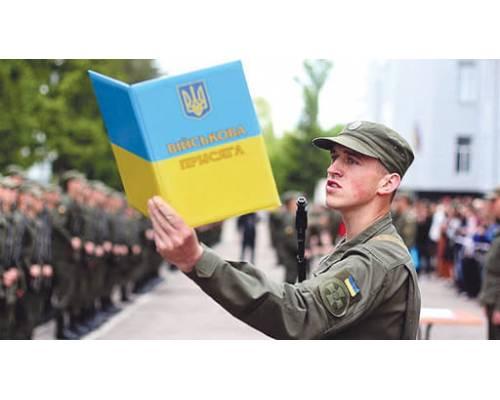 Увага! 1 квітня розпочато призов на строкову військову службу!