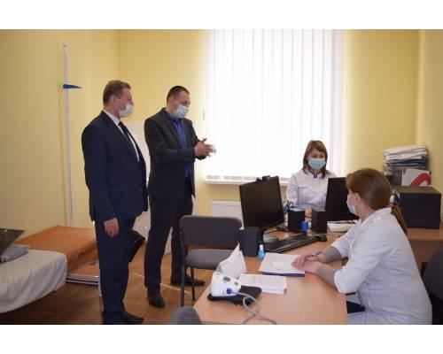 З 1 квітня Манченківська амбулаторія загальної практики сімейної медицини перейшла у підпорядкування КНП «Центр первинної медико-санітарної допомоги» Люботинської міської ради