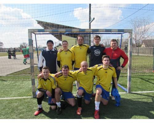 Перемога збірної команди міста Люботина