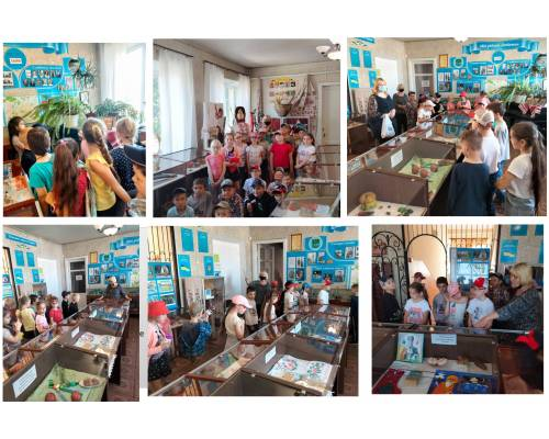 У Люботинському краєзнавчому музеї виставка